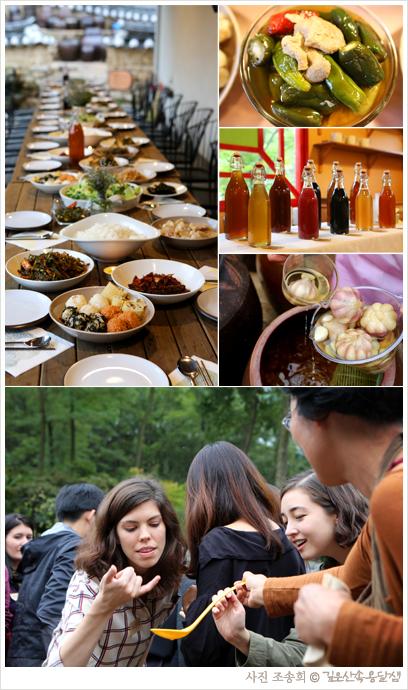 옹달샘 킨포크 워크샵 사진모음 보기