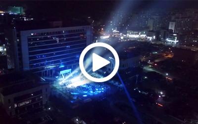 2016 세계 당뇨의 날 '푸른빛 점등식' 영상 소개