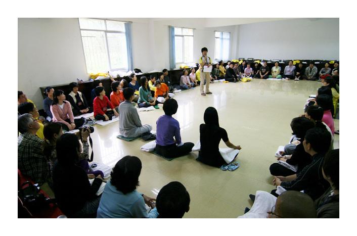 샹그릴라 티벳 휴식명상여행5 : 몸의 대화, 마음의 대화