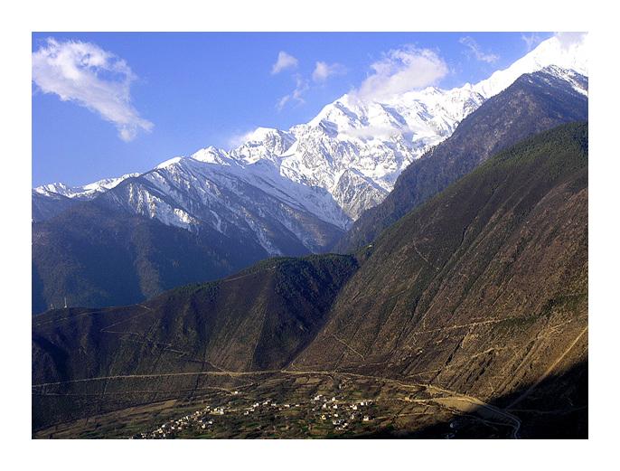 샹그릴라 티벳 휴식명상여행11 : 티벳의 성산, 메이리쉐산