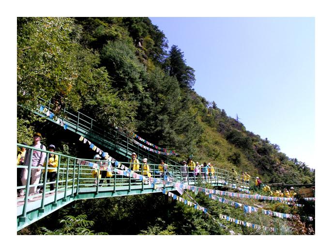 샹그릴라 티벳 휴식명상여행13 : 걷기명상, 정화의 눈물이었기를...