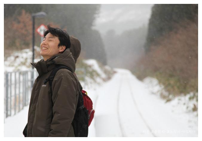 조송희의 \'2011 아오모리 온천명상여행\' 사진모음 (5) 열차여행, 그리고 아키타