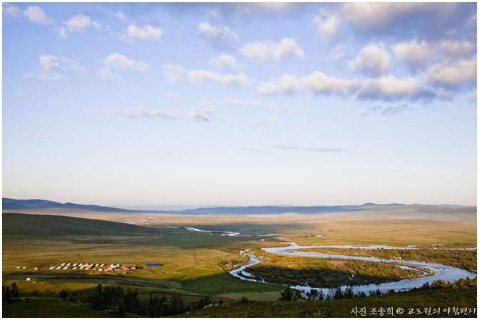 2012 조송희가 찍은 \'몽골에서 말타기\'(초원명상, 달리기) 사진모음3