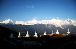 샹그릴라-티벳 휴식명상 여행
